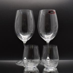 VINUM XL Cabernet Sauvignon/Merlot + Viognier/Chardonnay 2 x 2er SET